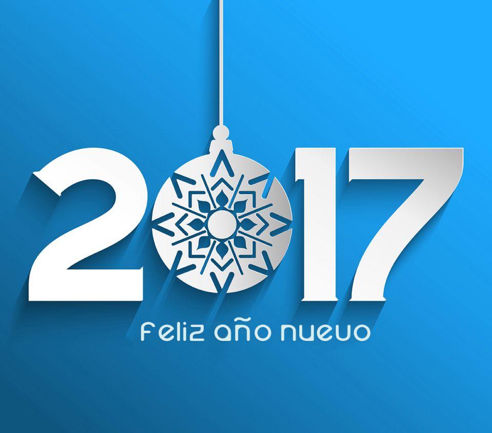 Feliz Año Nuevo 2017 – CIDEVI